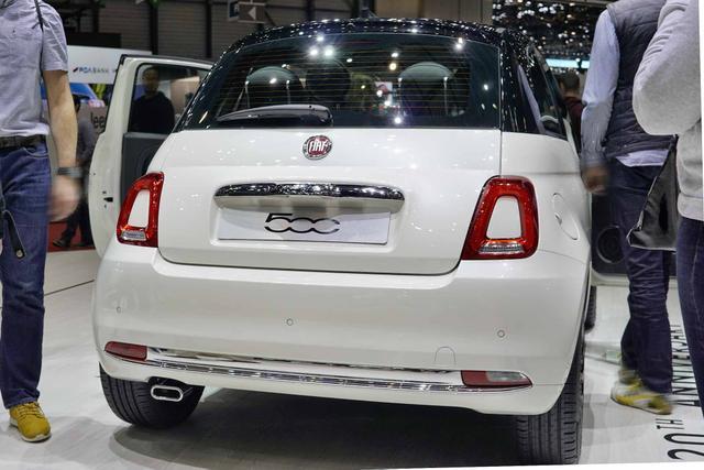 Fiat 500 - 1.2 8V 120th