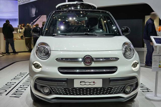 Fiat 500L - 1.3 16V Multijet Dualogic 120th S&S