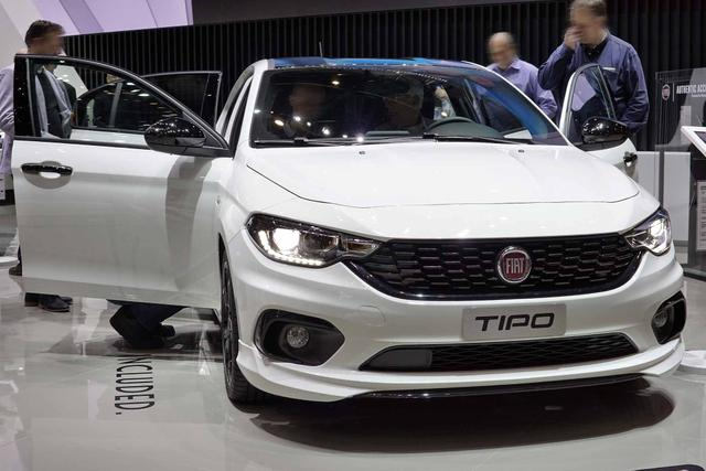 Fiat Tipo 5-Türer - Easy Navigation Sitzheizung Klima PDC Bluetooth Privacy