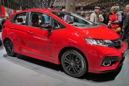 Honda Jazz, Das Bild ist ein beliebiges Beispiel der frei konfigurierbaren Modellreihe