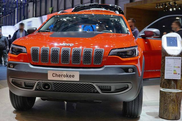 Jeep Cherokee - 2.0l T-GDI Active Drive L. Trailhawk AT