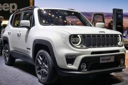 Renegade - Limited 1.0 Turbo 120PS/88kW 6G 2020