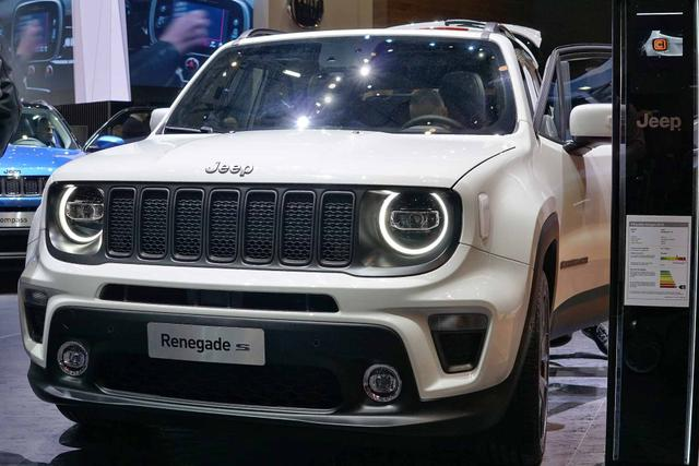 Jeep Renegade - 2.0l MultiJet 103kW Limited Allrad Autom