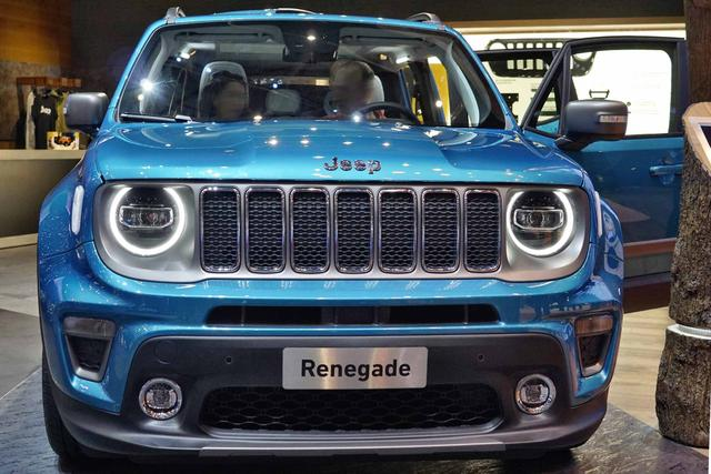 Jeep Renegade - Limited First Edition 1.0 Turbo 120PS/88kW 6G 2020