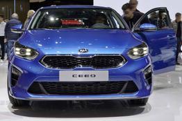 Ceed - Comfort 1.6 CRDI 136PS/100kW DCT7 2020