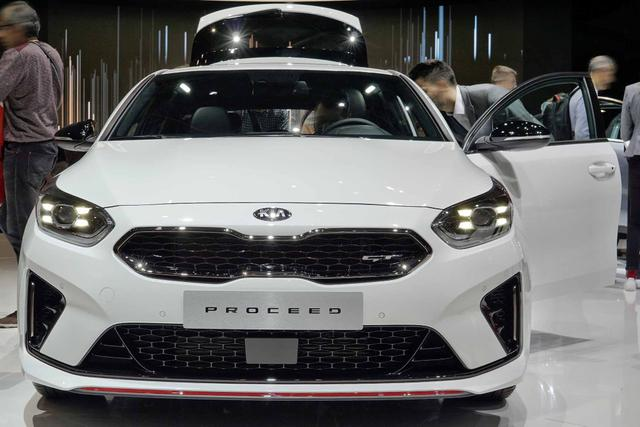 Kia ProCeed GT 1.6 T-GDI 204PS/150kW 6G 2020