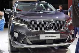 Sorento - Advance 2.2 CRDI 2WD 200PS 6G 2019