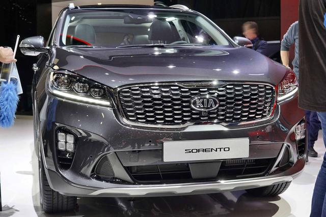 Kia Sorento - Advance 2.2 CRDI 2WD 200PS 6G 2019