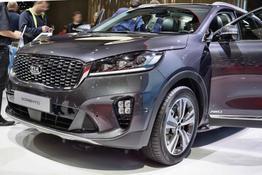 Kia Sorento - Vision 2.2 CRDI 2WD 200PS 6G 2019