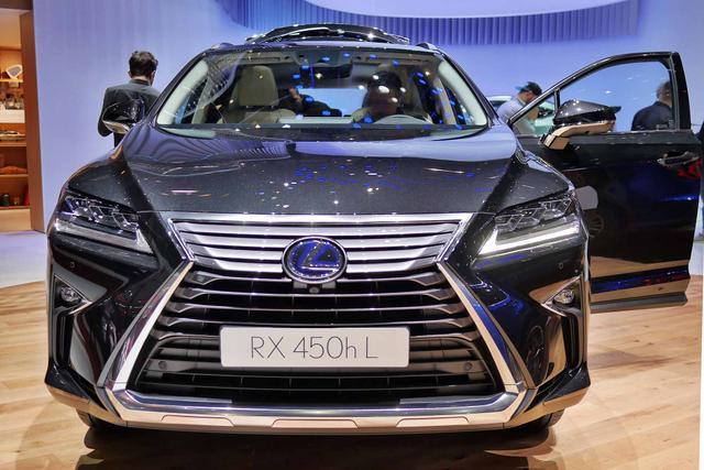 Lexus RX - 450h Luxury Line