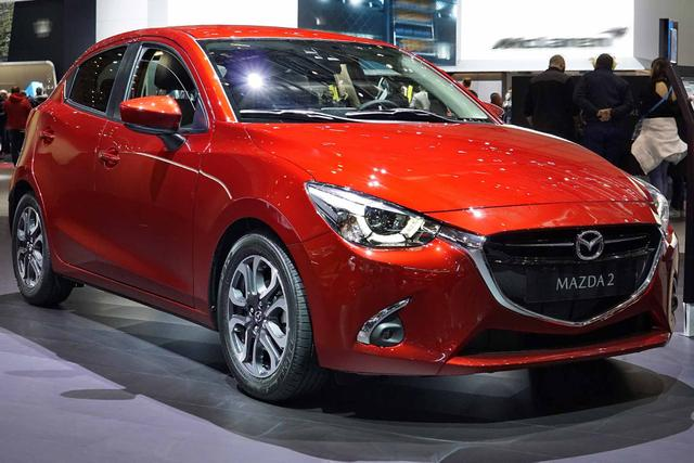 Bestellfahrzeug, konfigurierbar Mazda Mazda2 - Challenge Klima Tempomat