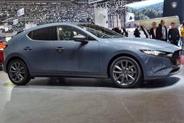 Mazda3, Das Bild ist ein beliebiges Beispiel der frei konfigurierbaren Modellreihe