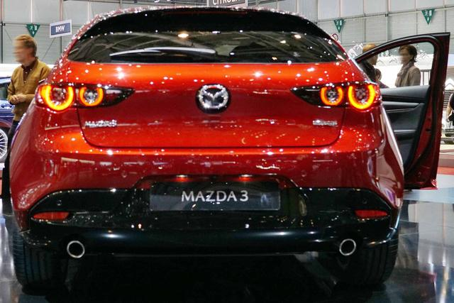Mazda Mazda3 5-Türer - 2.0 SKYACTIV-G M-Hybrid