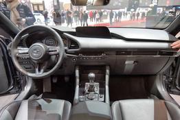Mazda 3, Das Bild ist ein beliebiges Beispiel der frei konfigurierbaren Modellreihe