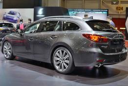 Mazda 6 Kombi, Das Bild ist ein beliebiges Beispiel der frei konfigurierbaren Modellreihe