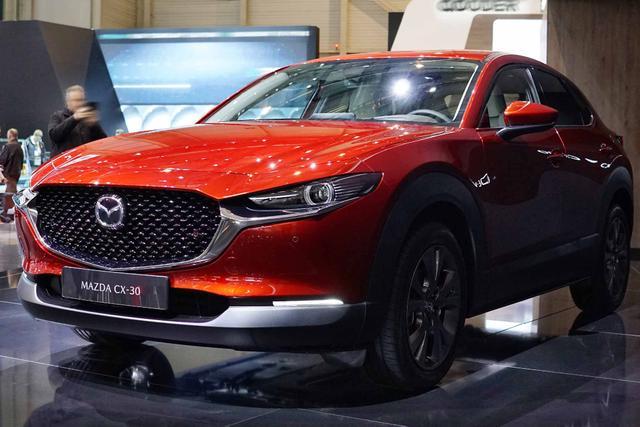 Mazda CX-30 2.0 e-SKYACTIV-G M-Hybrid