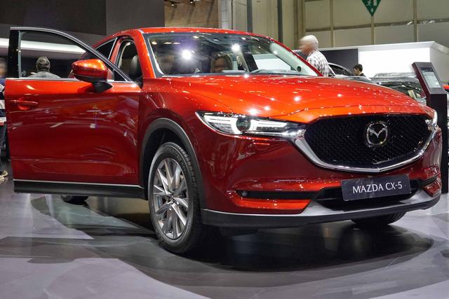 Mazda CX-5 - G165 Emotion VollLED Klima Temp Totwinkel