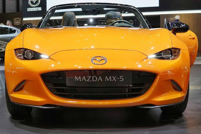 Mazda MX-5 - TS