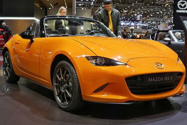 Mazda MX-5 Challenge G132 VollLED LMF Klima Temp PDC