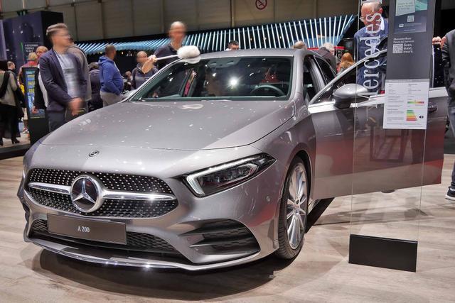 Mercedes-Benz A-Klasse A250 e Limousine