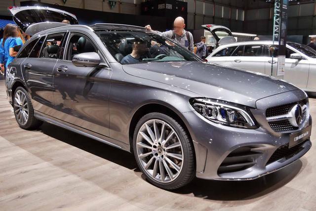 Mercedes-Benz C-Klasse AMG C 180 T Automatik (205.276)