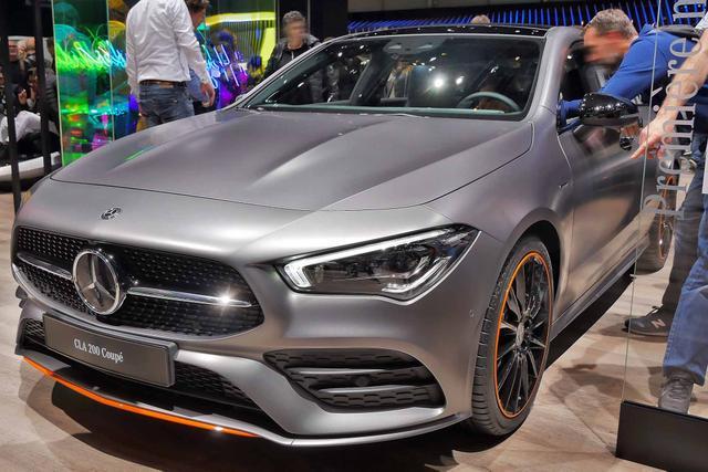 Mercedes-Benz CLA - 200 AMG/LED/ALU/NAVI/KAMERA Vorlauffahrzeug