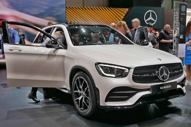 Mercedes-Benz GLC 200 d 4Matic (253.916)