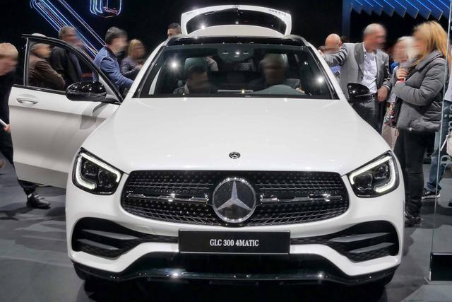 Mercedes-Benz GLC - 300e 4MATIC