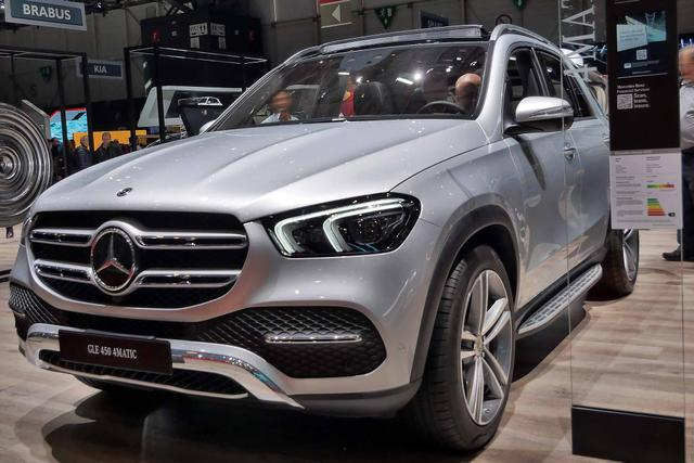 Mercedes-Benz GLE SUV - 350 d 4Matic (167.121)