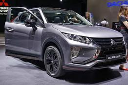 Mitsubishi Eclipse Cross - Intense  1.5T 2WD 163PS/120kW CVT 2020