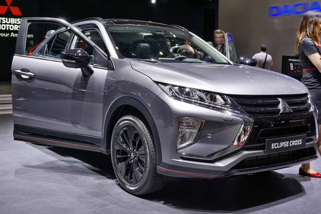 Mitsubishi Eclipse Cross - Invite+ 1.5T 163PS 6G