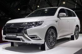 Outlander - Instyle 2.0 4WD 150PS 7 Sitzer CVT 2019