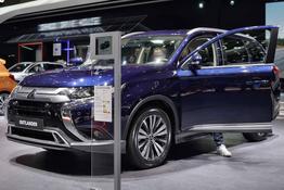 Outlander - Intense  2.0 4WD 150PS/110kW 5 Sitzer CVT 2019