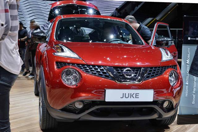 Nissan Juke - Visia 1.0 DIG-T 117PS/86kW 6G 2021 Bestellfahrzeug frei konfigurierbar