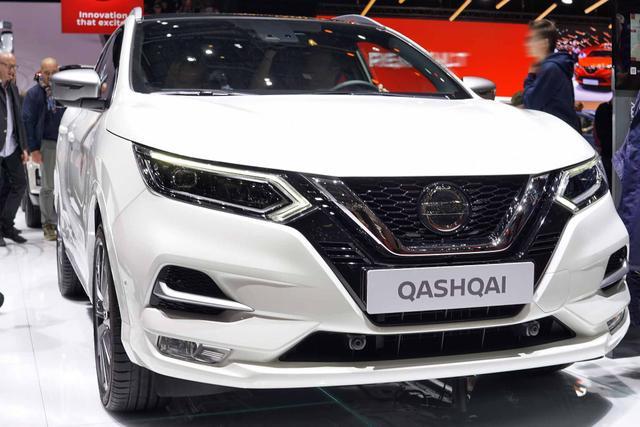 Nissan Qashqai Tekna+ 1.5 dCi 115PS/85kW DCT 2019