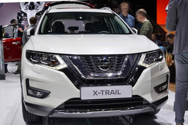 Nissan X-Trail      Visia 1.7 dCi 150PS 6G 5-Sitzer 2019