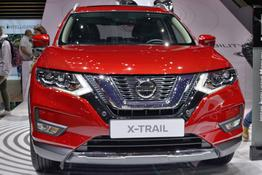 X-Trail - N-Connecta 1.7 dCi 150PS/110kW Xtronic 5-Sitzer 2019