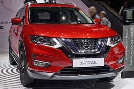 Nissan X-Trail - N-Connecta 1.7 dCi 150PS/110kW Xtronic 5-Sitzer 2019