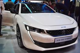 Peugeot 508 SW      BlueHDi 130 EAT8 Active