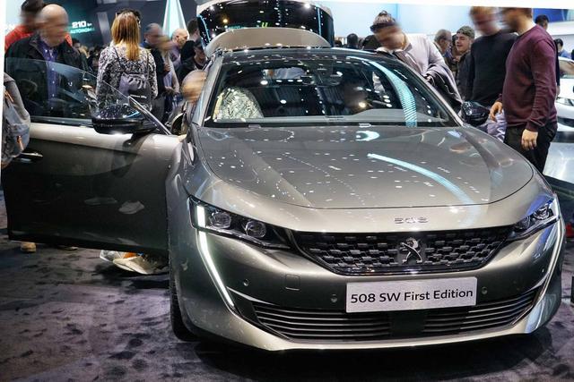 Bestellfahrzeug, konfigurierbar Peugeot 508 SW - BlueHDi 130 Allure