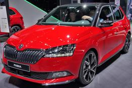 Fabia - Ambition KLIMA/LED-Tagfahrlicht/Start-Stopp