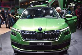 Kamiq - Active 1.0 TSI 95PS/70kW 5G 2020