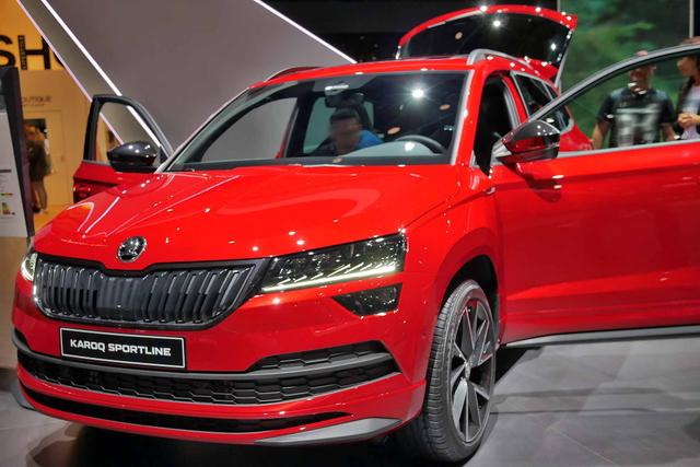 Skoda Karoq - Ambition 1.0 TSI 115PS 6G 2019