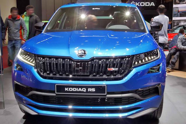 SKODA Kodiaq RS 2.0 TDI 7-Sitzer 240PS/176kW DSG7 4x4 2020