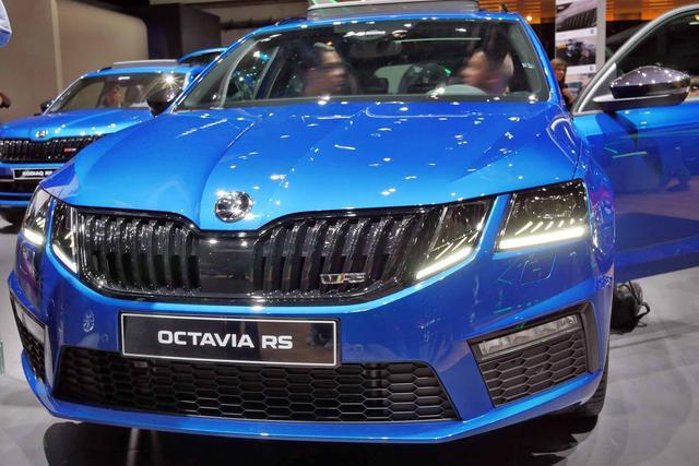 Skoda Octavia Combi - RS245 2.0 TSI 245PS DSG7 2020