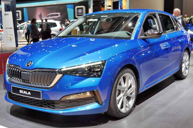 Skoda Scala - Style + Comfort Paket - Tech Simply Clever Ladeboden DAB+