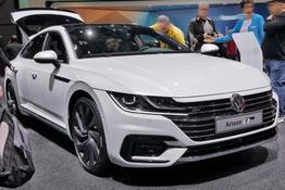 Volkswagen Arteon, Das Bild ist ein beliebiges Beispiel der frei konfigurierbaren Modellreihe