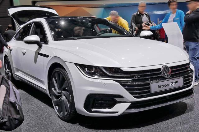 Volkswagen Arteon - R-Line Business 2.0 TSI 190PS/140kW DSG7 2020