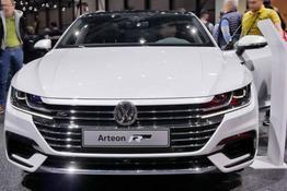 Volkswagen Arteon, Beispielbilder, ggf. teilweise mit Sonderausstattung