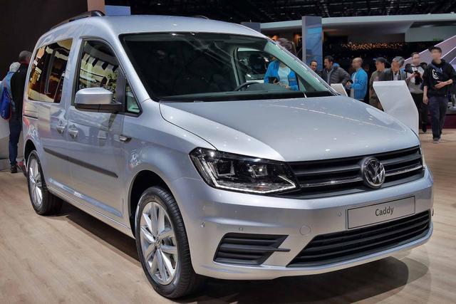 Bestellfahrzeug, konfigurierbar Volkswagen Caddy - Comfortline 1.0 TSI 102PS/75kW 5G 2020